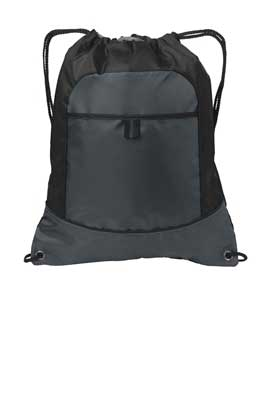 Picture of Port Authority ®  Pocket Cinch Pack. BG611