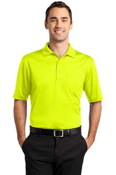 Picture of CornerStone ®  Select Snag-Proof Pocket Polo. CS412P