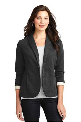 Picture of Port Authority ®  Ladies Fleece Blazer. L298
