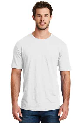 Picture of District Made ®  Mens Perfect Blend ®  Crew Tee. DM108