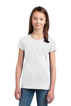 Picture of District ®  Girls The Concert Tee ® . DT5001YG
