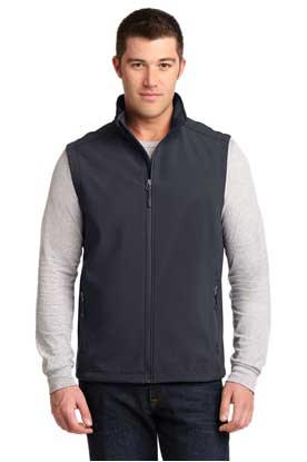 Picture of Port Authority ®  Core Soft Shell Vest. J325