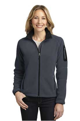 Picture of Port Authority ®  Ladies Enhanced Value Fleece Full-Zip Jacket. L229