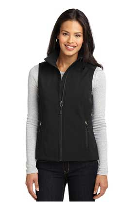 Picture of Port Authority ®  Ladies Core Soft Shell Vest. L325