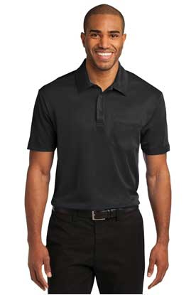 Picture of Port Authority ®  Silk Touch™ Performance Pocket Polo. K540P
