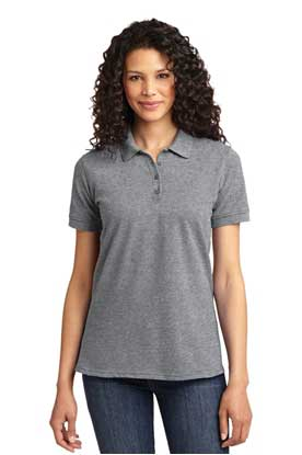 Picture of Port & Company ®  Ladies Core Blend Pique Polo. LKP155