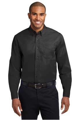 Picture of Port Authority ®  Tall Long Sleeve Easy Care Shirt.  TLS608