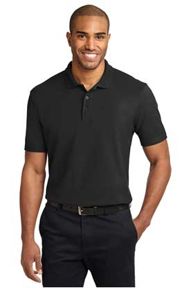 Picture of Port Authority ®  Tall Stain-Resistant Polo. TLK510