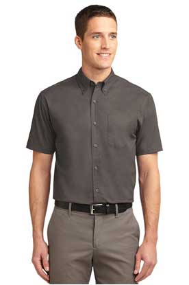 Picture of Port Authority ®  Tall Short Sleeve Easy Care Shirt. TLS508