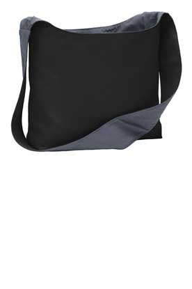 Picture of Port Authority ®  Cotton Canvas Sling Bag. BG405
