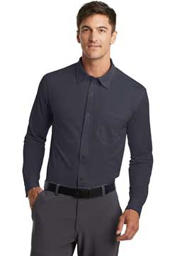 Picture of Port Authority ®  Dimension Knit Dress Shirt. K570