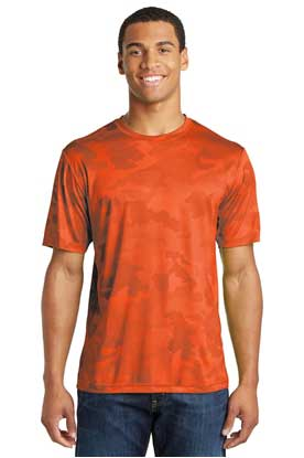 Picture of Sport-Tek ®  CamoHex Tee. ST370