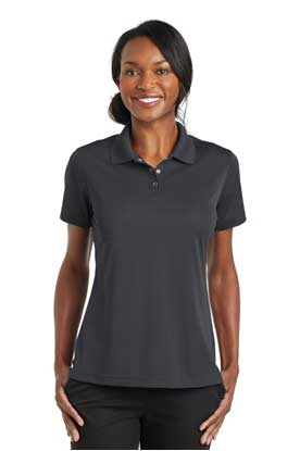 Picture of CornerStone ®  Ladies Micropique Gripper Polo. CS422