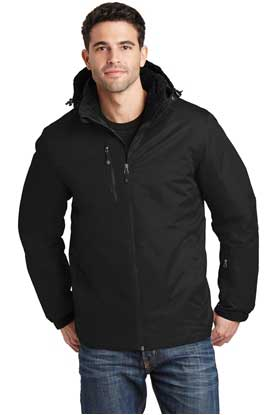 Picture of Port Authority ®  Vortex Waterproof 3-in-1 Jacket. J332
