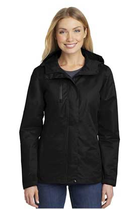 Picture of Port Authority ®  Ladies All-Conditions Jacket. L331