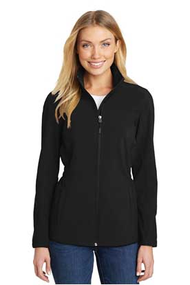 Picture of Port Authority ®  Ladies Cinch-Waist Soft Shell Jacket. L334