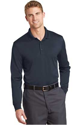 Picture of CornerStone ®  Select Snag-Proof Long Sleeve Polo. CS412LS