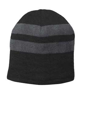Picture of Port & Company ®  Fleece-Lined Striped Beanie Cap. C922