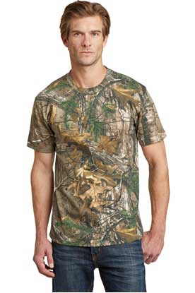 Picture of Russell Outdoors ™  - Realtree ®  Explorer 100% Cotton T-Shirt. NP0021R