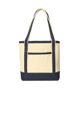 Picture of Port Authority ®  Medium Cotton Canvas Boat Tote. BG412