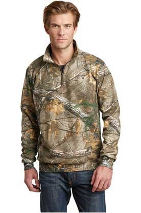 Picture of Russell Outdoors ™  Realtree ®  1/4-Zip Sweatshirt. RO78Q