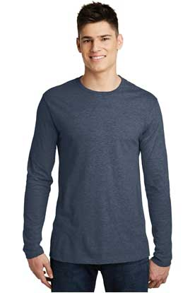 Picture of District ®  Young Mens Very Important Tee ®  Long Sleeve. DT6200