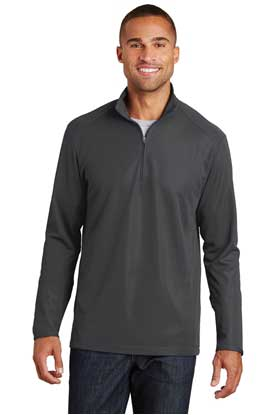 Picture of Port Authority ®  Pinpoint Mesh 1/2-Zip. K806