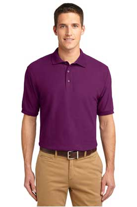 Picture of Port Authority ®  Extended Size Silk Touch™ Polo.   K500ES