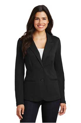 Picture of Port Authority ®  Ladies Knit Blazer. LM2000