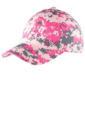Picture of Port Authority ®  Digital Ripstop Camouflage Cap. C925