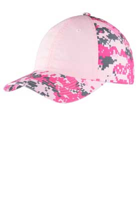 Picture of Port Authority ®  Colorblock Digital Ripstop Camouflage Cap. C926