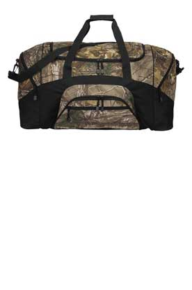 Picture of Port Authority ®  Camouflage Colorblock Sport Duffel. BG99C
