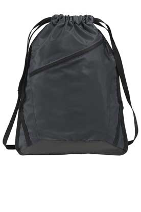 Picture of Port Authority ®  Zip-It Cinch Pack. BG616