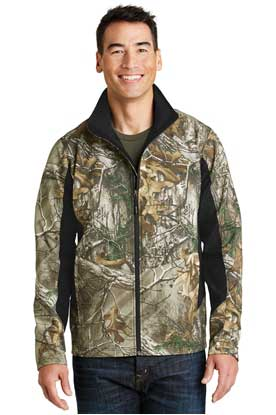 Picture of Port Authority ®  Camouflage Colorblock Soft Shell. J318C