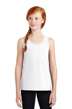 Picture of District ®  Girls The Concert Tank ™ . DT5301YG