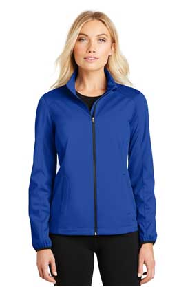 Picture of Port Authority ®  Ladies Active Soft Shell Jacket. L717