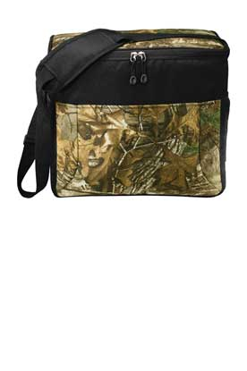 Picture of Port Authority ®  Camouflage 24-Can Cube Cooler. BG514C