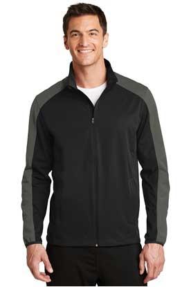 Picture of Port Authority ®  Active Colorblock Soft Shell Jacket. J718