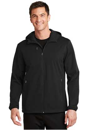 Picture of Port Authority ®  Active Hooded Soft Shell Jacket. J719