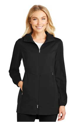Picture of Port Authority ®  Ladies Active Hooded Soft Shell Jacket. L719