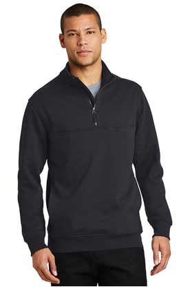 Picture of CornerStone ®  1/2-Zip Job Shirt. CS626