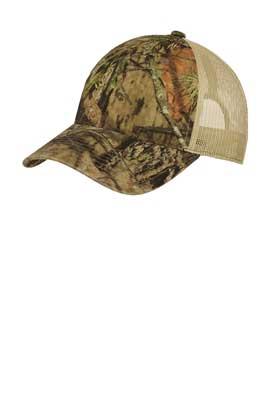 Picture of Port Authority ®  Unstructured Camouflage Mesh Back Cap. C929