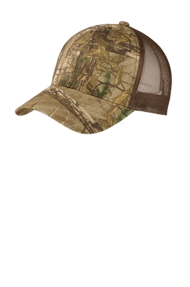 Picture of Port Authority ®  Structured Camouflage Mesh Back Cap. C930