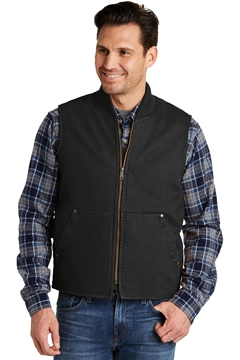Picture of CornerStone ®  Washed Duck Cloth Vest. CSV40