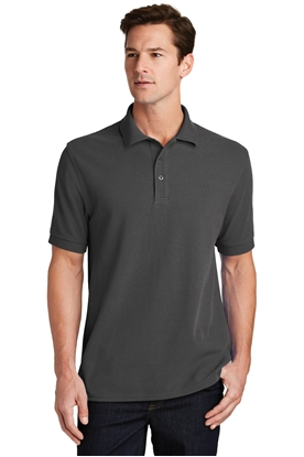Picture of Port & Company ®  Ring Spun Pique Polo. KP1500