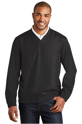 Picture of Port Authority ®  Zephyr V-Neck Pullover. J342