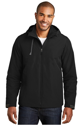 Picture of Port Authority ®  Merge 3-in-1 Jacket. J338