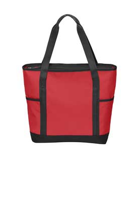 Picture of Port Authority ®  On-The-Go Tote. BG411