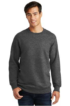 Picture of Port & Company ®  Fan Favorite Fleece Crewneck Sweatshirt. PC850
