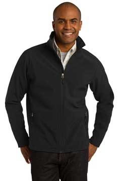 Picture of Port Authority ®  Tall Core Soft Shell Jacket. TLJ317